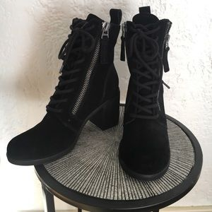 Dolce Vita Lela Ankle Combat Boot